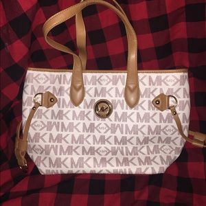 mik young tote bag/purse